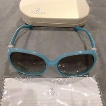 Swarovski Sunglasses Absolutely Stunning Nwb Price Tag 410 Photo