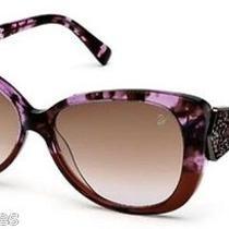 Swarovski Sunglasses Sk0049 83f Violet 58mm Photo