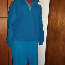 Sweater and Sweatpants Teal Sweater Patagonia Size Xl Photo