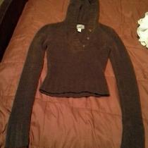 Sweater Juniors Abercrombie Sweater Sz Small Brown Photo