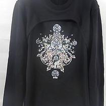 Sweatshirt Givenchy Embroidered Jewelry  Photo