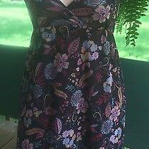 Sweet Pea by Stacy Frati Womens Baby Doll Nightie. Floral Med Photo