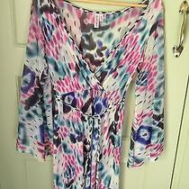Sweet Pea for Everything but Water Dress Ikat Mesh Photo