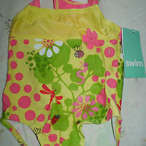 Swimsuit h&m Baby Girl 62/68 New From Sweden Photo