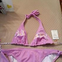 Swimwear Bikini Billabong Girls Sz M & Lg Photo