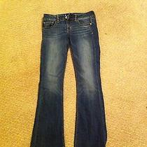 Sz 4 Long Artist American Eagle Jeans Photo