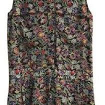 Sz 6  10 Crosby Derek Lam Floral Print Romper/jumpsuit Short Nwt Photo