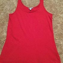 Sz S Express Red Cami Nwot Photo
