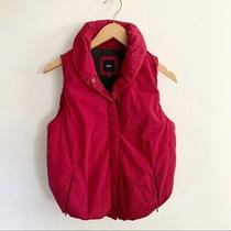 Sz S Gap Pink Puffer Vest Photo