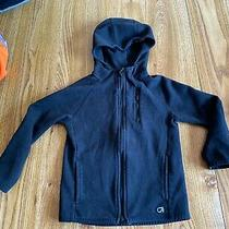 Sz Xs Childrens Gap Fit Dry Athletic Jacket in Black Photo