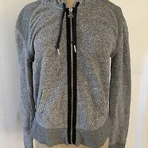 T Alexander Wang. Womens Gray  Hooded Sweatshirt. Sz. Xs Photo