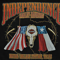 T-Shirt Independence Harley Davidson Bryan College Station Texas Motorcycles Photo