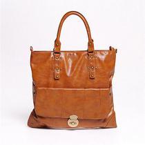 T Woman Retro European Style Large Shoulder Handbag Beautiful Tote Hobo Bqq Photo