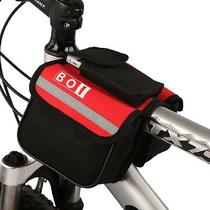 T156 Bike Bicycle Bags Frame Pannier Head Top Tube Bag Front Tube Bag Photo