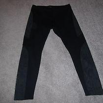 Tag Elemental Black Leggings Size Large Photo