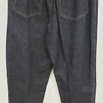 Talbots Black & White Woven Textured 2 Piece Blazer Trouser Suit Size 4 Photo