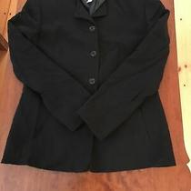 Talbots Blazer Size 4 Black Photo