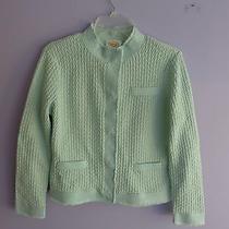 Talbots  Cotton Sweater Jacket - Medium - Never Worn Photo