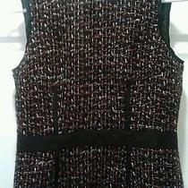 Talbots Holiday Tweed Dress Size 4 Photo