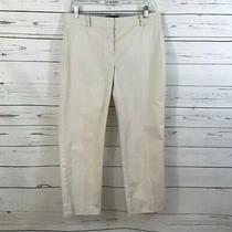 Talbots Khaki Capris Size 6 Photo