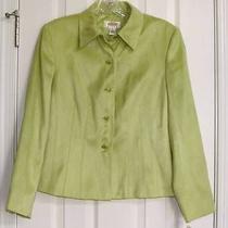 Talbots Petite Womens Micro Fiber Faux Suede Blazer Jacket (4 Petite) New 198 Photo