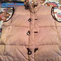 Talbots Petites Down Winter Vest Photo
