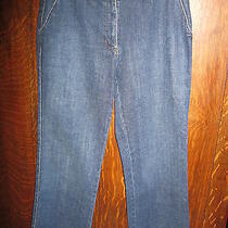 Talbots Petites  Stretch Jeans 2 Slip in Pockets 2 Back Button Pockets Size 6 Photo