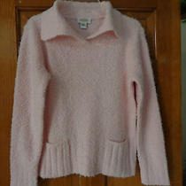 Talbots Pink Acrylic/wool Sweater - Medium - Never Worn  Photo