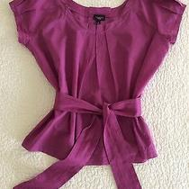 Talbots Ps Purple Top Photo