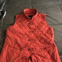 Talbots Quilted Vest Photo