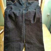 Talbots Signature Jeans Women Sz 8 Black 4 Pockets Cotton Blend Euc Photo