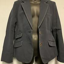 Talbots Size 12 Jacket Blue Blazer  Photo