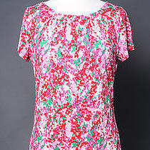 Talbots Strawberry Fields Tee Photo