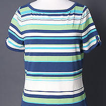Talbots Stripe Tee Photo