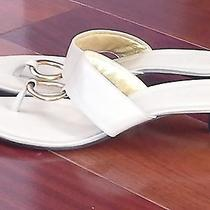Talbots Summer Leather Summer Sandal Shoe Size 6.5 Photo