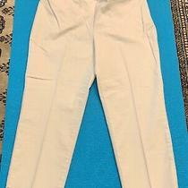 Talbots Tan Size 8 Petite Pants Nwt Photo