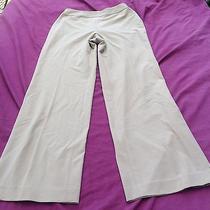 Talbots Tan Stretch Smooth Sleek Pants. Size 4 Euc Photo