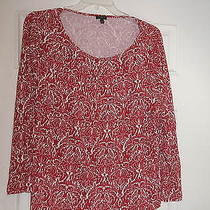 Talbots Womans Top Plus Size Photo