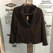 Talbots Women's Black Blazer Size 4 Aberdeen Photo