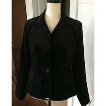 Talbots Women's Jacket Black Sz. 8 Photo