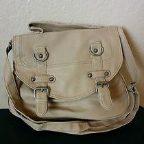 Tan Crossbody Purse Forever 21/h&m Style Photo