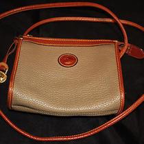Tan Dooney and Bourke Handbag Photo