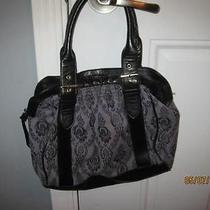 Target Purple Damask Handbag  Photo