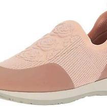 Taryn Rose Women's Cara Knit Sneaker Blush Size 5.0 Photo