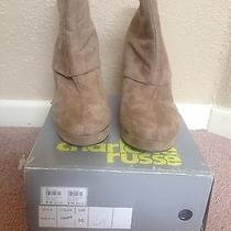 Taupe Boots Photo