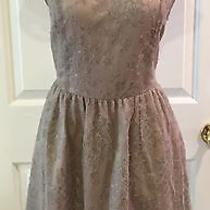 Taupe Kensie Dress Size M Photo
