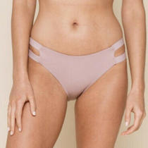 Tavik Swimwear Womens Size Small Minimal Coverage Mauve Chloe Bikini Bottom Photo