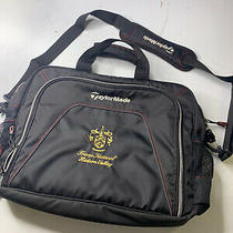 Taylormade Messenger Laptop Brief Travel Carry Bag Trump National Hudson Valley Photo