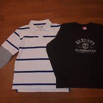 Tcp & Element Cool Shirt Lot Boys M 7/8 Back 2 School Photo