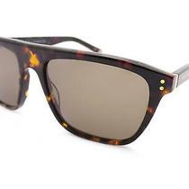 Ted Baker - Parker Sunglasses Shiny Brown Tortoise/ Brown cat.3 Lenses 1420 145 Photo